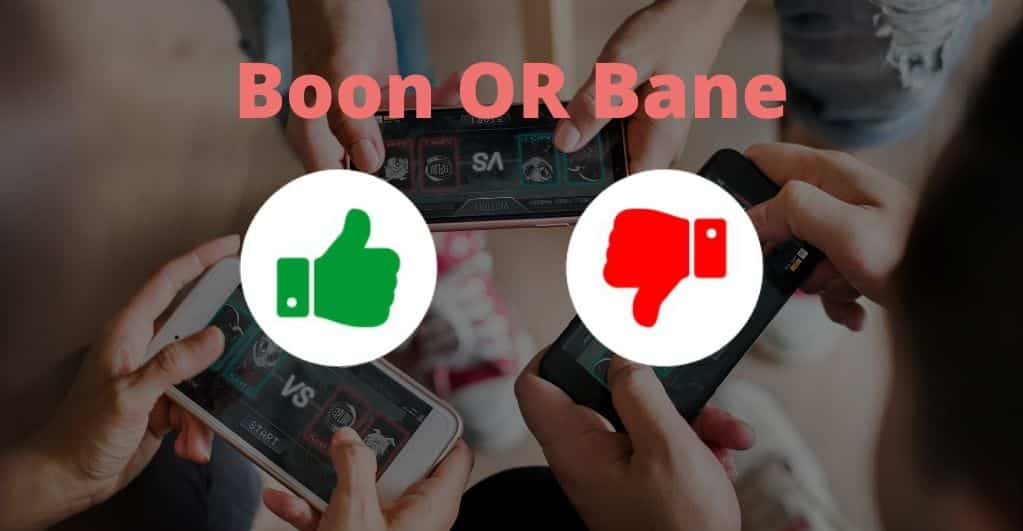 Online Gaming; Is it Bane or Boon?