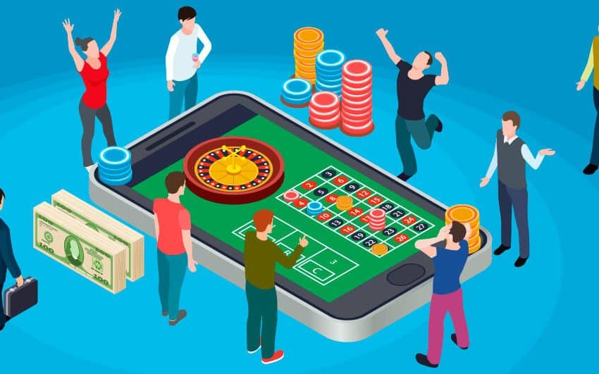 Online Casinos: All About the Digital Gamble