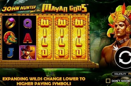 John Hunter Series Slot Games is Back with More Thrill