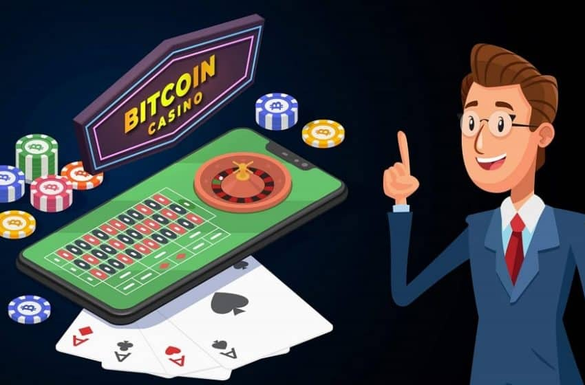How to Create a Bitcoin Casino in 5 Minutes