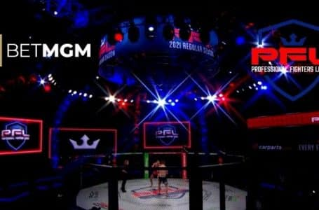 BetMGM Partners Up With Professional Fighters League