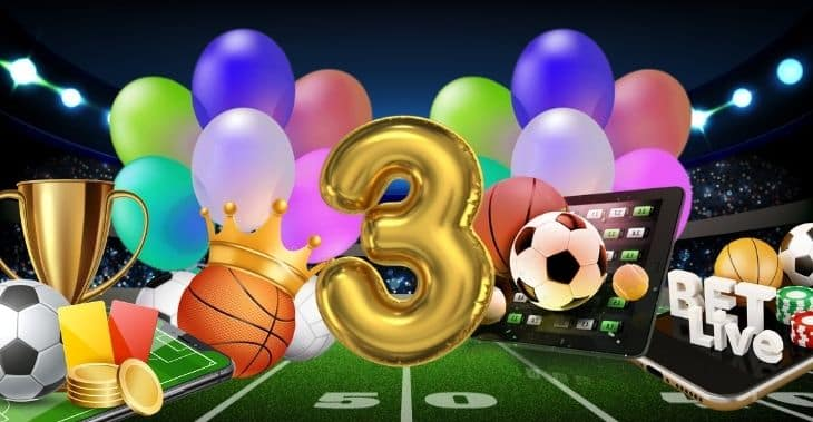 New Jersey Sports Betting Scales New Heights as It Celebrates Its 3rd Anniversary