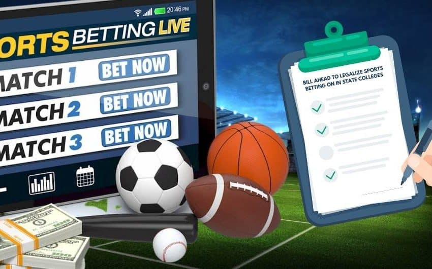 New Jersey and Illinois Advance Bills for Tax Relief and Sports Betting