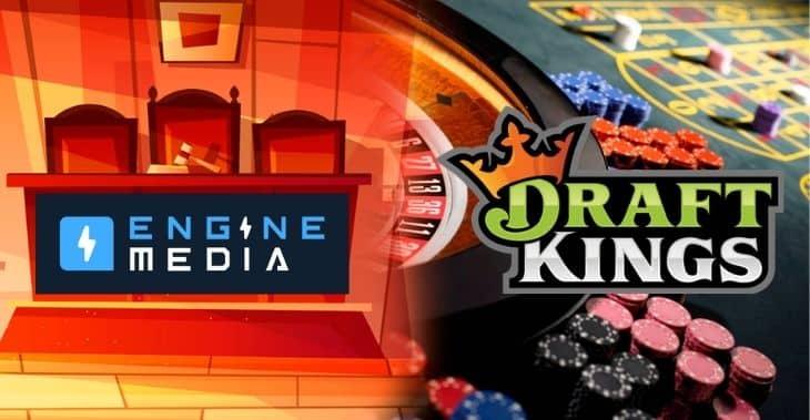 Engine Media Files Infringement Suit against DraftKings