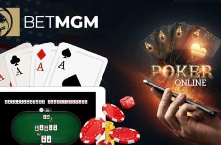 BetMGM Promoting Big Online Poker Series Across the US